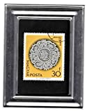 Framed Stamp Art %2D Collectible Postage