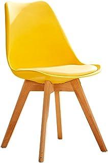RXL-Sedie Sedia per Il Trucco Minimalista di personalità Moderna della Sedia del Computer Domestico Creativo (Colore : B)