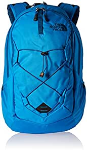 The North Face Jester Backpack Blue Aster Emboss/Banff Blue