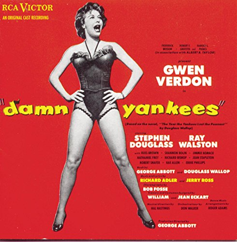 Heart Yankees - Damn Yankees (1955 Original Broadway Cast)