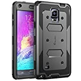 Galaxy Note 4 Case, i-Blason Armorbox Dual Layer Hybrid...