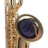 Protec Baritone Sax In-Bell Storage Pouch for Neck, Mouthpiece, and Other Accessories