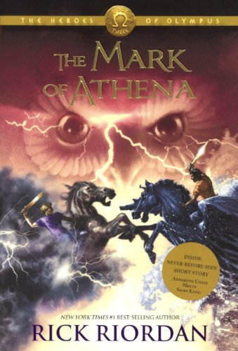 The Mark Of Athena (Turtleback School & Library Binding Edition) (The Heroes of Olympus) by Turtleback