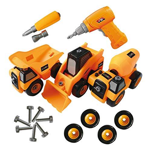 ToyVelt Construction Take Apart