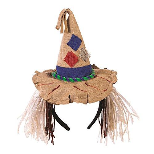 Adult Scarecrow Hat (Forum Novelties Scarecrow Hat Headband)