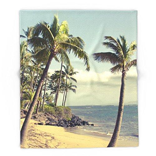 Society6 Maui Lu Beach Kihei Maui Hawaii 88'' x 104'' Blanket by Society6