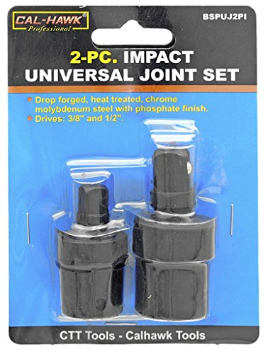 5-Piece 15-Inch Extension Bars Includes 5 10 Universal Joint and Reducer Neiko 00256A 1//2-Inch Drive Impact Extension Bar and Adapter Set