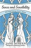 Image of Sense and Sensibility: Coloring Novel Edition: Coloring Novels TM Edition