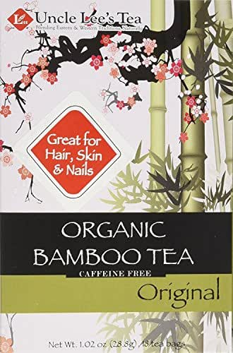 Uncle Lees Tea Organic Tea, Bamboo Original, 1.02 Ounce
