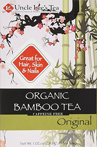- Uncle Lees Tea Organic Tea, Bamboo Original, 1.02 Ounce