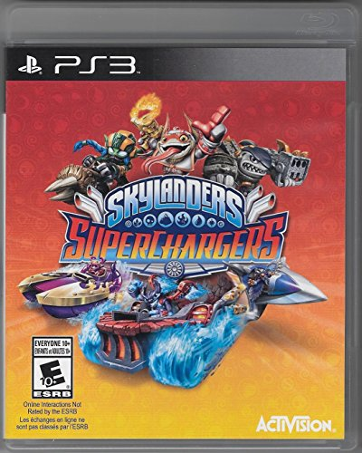 Skylanders Superchargers Standalone Game Only for PS3