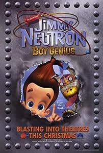 Amazon.com: Jimmy Neutron: Boy Genius Movie Poster (11 x ...