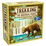 Grab your walking stick and hit the trail!   Trekking the National Parks is a spirited family board game that lets players experience the U.S. National Parks in a fun and competitive way. Players compete for points by claiming Park Cards and collecti...