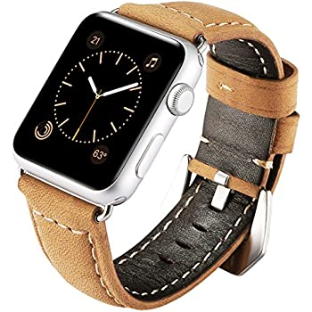 Amazon.com: Maxjoy Compatible for Apple Watch Band, 38mm