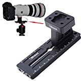 Aviation aluminum Lens Support Collar Foot Tripod Mount Ring Stand Base + Camera Quick Release Plate for Canon EF 300mm f/2.8L IS II USM, EF 200-400mm f/4L IS USM EXTENDER 1.4X, EF 400mm f/2.8L IS II USM, EF 500mm f/4L IS II USM, EF 600mm f/4L IS II USM, EF 800mm f/5.6L IS USM
