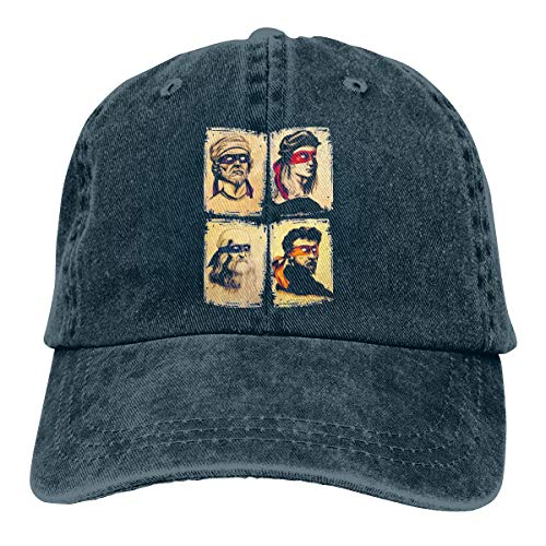 TMNT As Real Masters Science Casquette Dad Hat