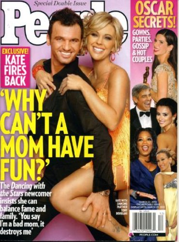 Read Online People March 22 2010 Kate Gosselin & Tony Dovolani/Dancing With the Stars on Cover, Academy Awards Double Issue, Oscar Secrets, Chelsea King/Amber Dubois Murders - Linked? ebook