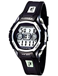 Waterproof Boys/Girls/Childrens Digital Sports Watches Kids Gift for age 4-12 Years Old