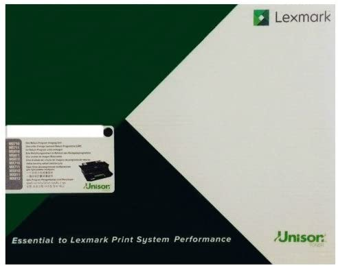 Lexmark 78C0Z50 Black and Color Imaging Kit