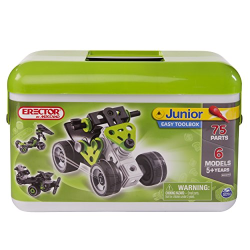 Meccano-Erector Junior, Easy...