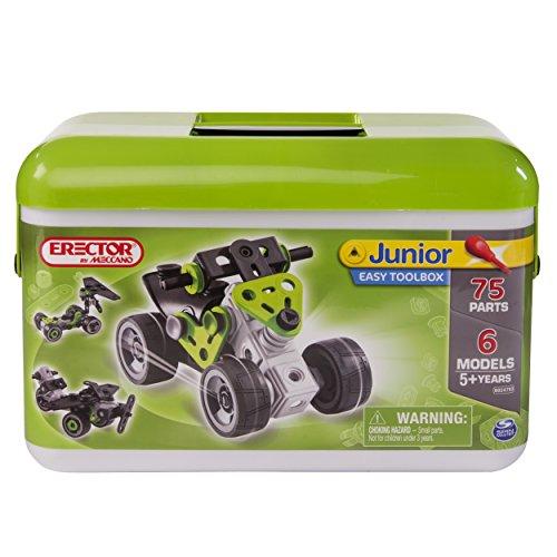Meccano Erector Junior, Easy Toolbox