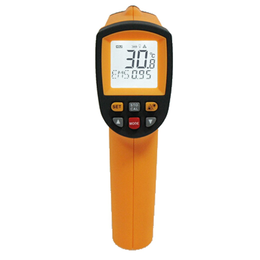 BENETECH Non-Contact Digital Thermometer Infrared Thermometer Measurement Range:From -58℉ to 1652℉