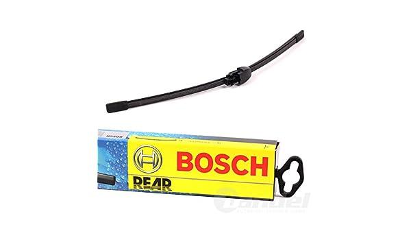 Bosch Aerotwin para limpiaparabrisas traseros a282h 280 mm: Amazon ...