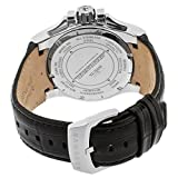 Invicta Men's 10899 Reserve Excursion Chronograph Stainless Steel Case Leather