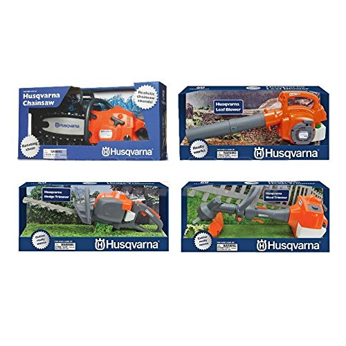 husqvarna-kids-toy-chainsaw-hedge-trimmer-leaf-blower-weed-eater