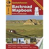 Saskatchewan Backroad Mapbook: 1st Edition