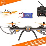 Zoopa Q 600 Mantis 2.4GHz 6-Axis Gyro RC Quadcopter Drone with Integrated HD Camera Review