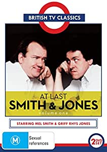 At Last Smith and Jones: Volume 1