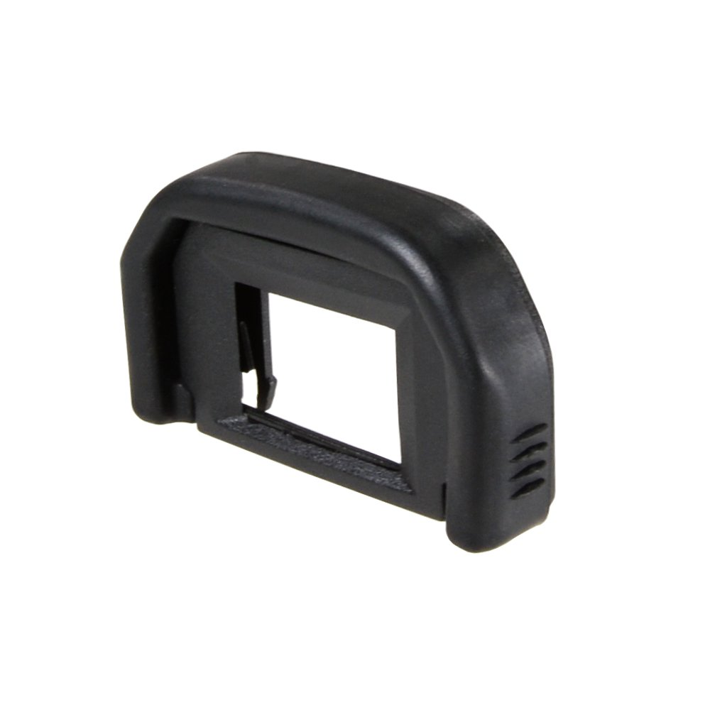 Foto&Tech 1 Piece Replacement Rubber Eyecup Eye Cup replaces Canon Eyecup EF for CANON Rebel (T6i, T6S, T5i T4i T3i T3 T2i T1i XTi XSi XS), CANON EOS (1100D 600D 550D 500D 450D 400D 350D 300D) Cameras FotoTech CN EF EP