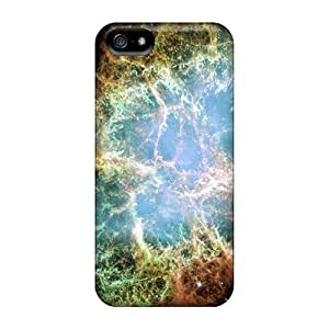 New JQV11077ITca Outer Space Covers Cases For Iphone 5/5s