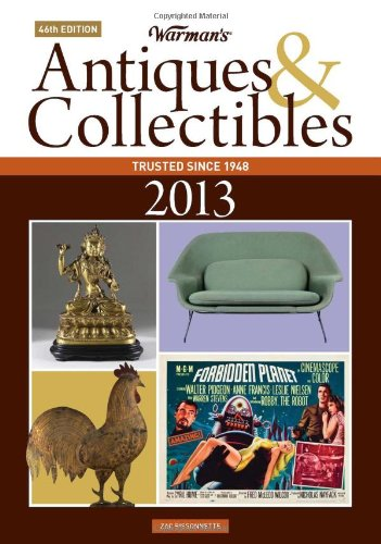 Warman's Antiques & Collectibles 2013 Price Guide (Warman's Antiques and Collectibles Price Guide) PDF