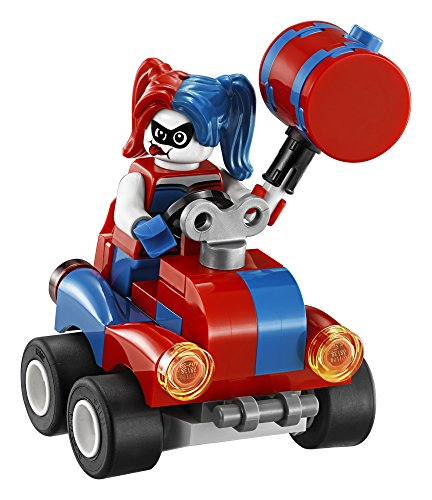 LEGO Superheroes Mighty Micros: Batman Vs. Harley Quinn 76092 Building Kit (86 Piece) at Gotham City Store