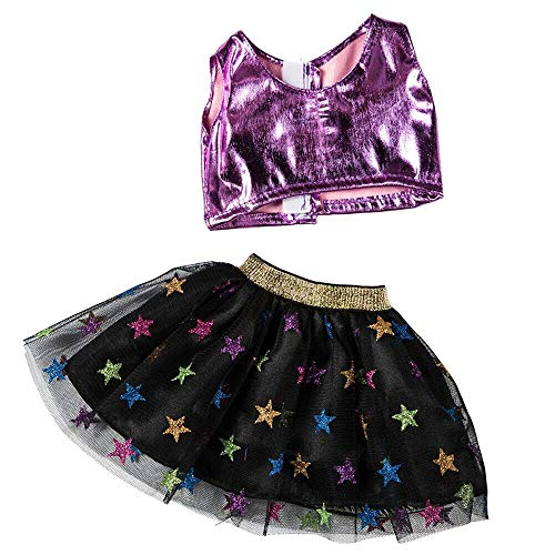 Theshy Clothes Skirt for 18 Inch American Boy