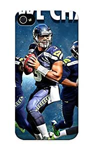 For Iphone Case, High Quality Seattle Seahawks Nfl Football 1 For Iphone 5/5s Cover Cases / Nice Case For Lovers