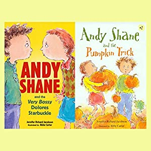 Andy Shane & the Very Bossy Dolores Starbuckle / Andy Shane & the Pumpkin Trick Audiobook