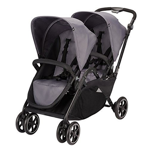 Evenflo Parallel Tandem Stroller, Glenbarr Grey