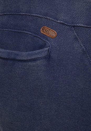 Pantaloni Basic 972wa Blau Khujo Donna deni nPqxqwdF
