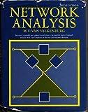 Network Analysis 3rd (third) Edition by Van Valkenburg, Mac E. [1974]