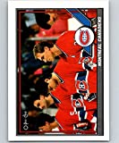 1991-92 O-Pee-Chee Hockey #298 Stephane Richer/Shayne Corson Montreal Canadiens Official NHL Trading Card Produced By Topps