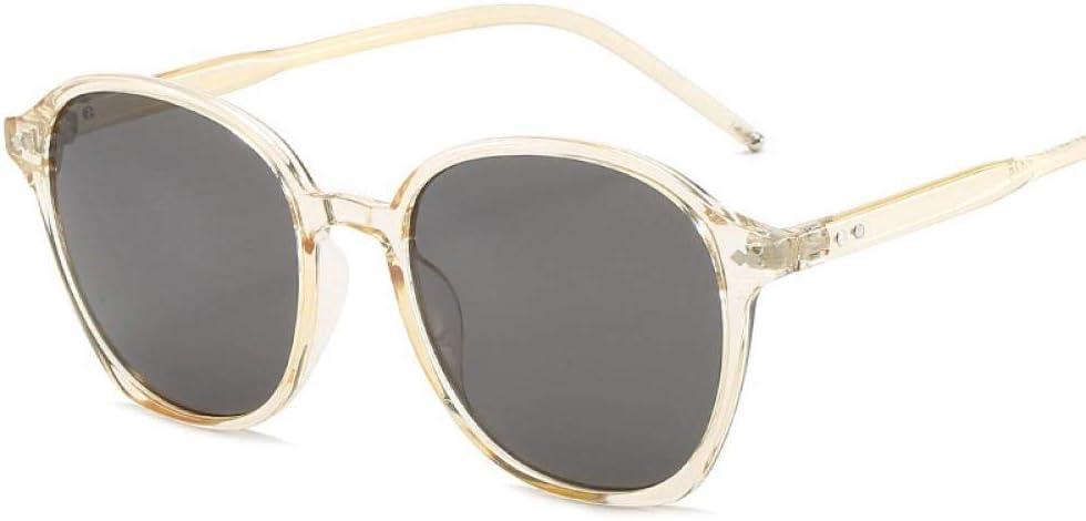 Retro Polarizadas Gafas de Sol para Mujer Hombre Vintage Cuadradas Espejo Anteojos, Gafas de Sol Retro Hombres y Mujeres Gafas de Sol Anti-UV
