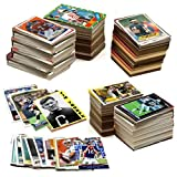 #2: 600 Football Cards Including Rookies, Many Stars, & Hall-of-famers. Ships in New White Box Perfect for Gift Giving. Includes an Unopened Pack of Vintage Football Cards That Is At Least 25 Years Old!