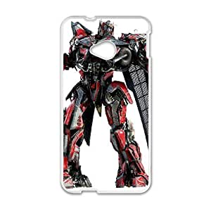 Transformers HTC One M7 Cell Phone Case White GAP