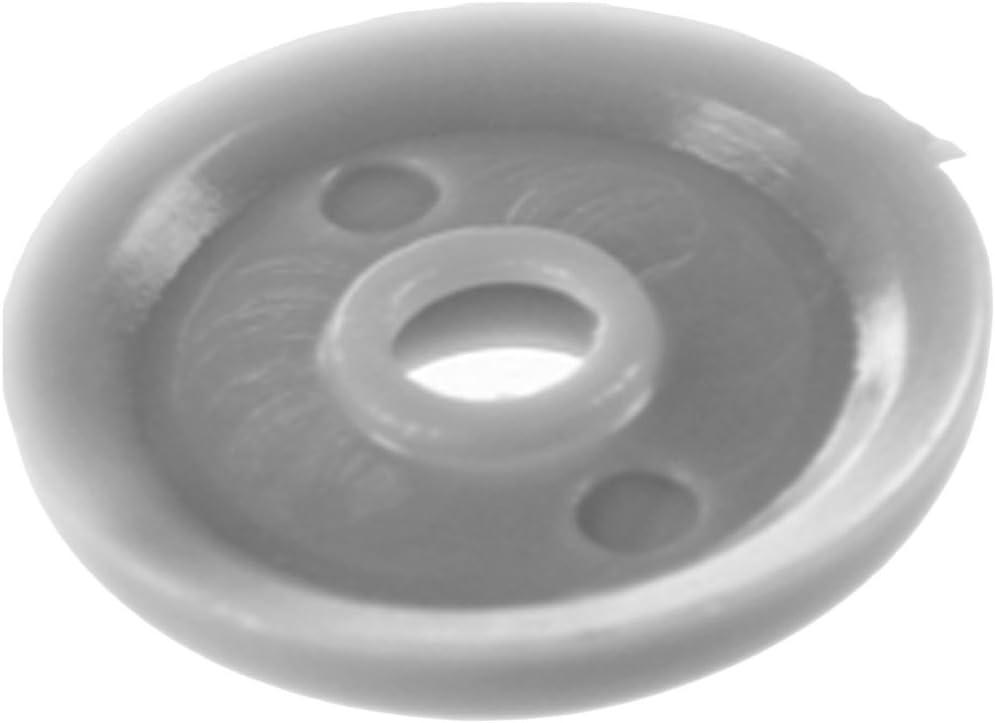 WOVELOT 10X Clips De La Hebilla del Cintur/óN De Seguridad Retenedor Cintur/óN De Seguridad Bot/óN De Parada Coche Cami/óN SUV Gris