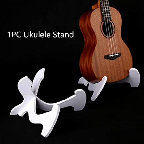 Soporte para ukelelele, soporte de pie para guitarra, soporte para instrumentos musicales desmontables de