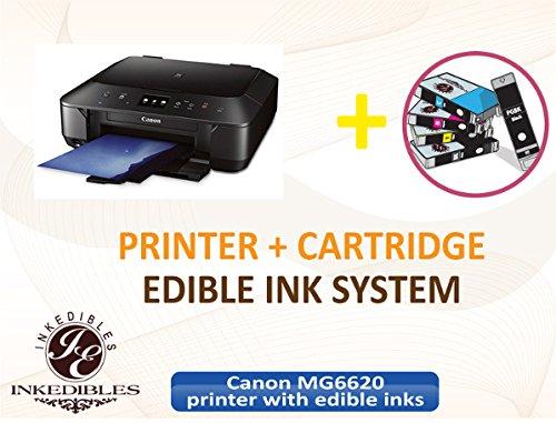 YummyInks Brand: YummyInks Brand: Canon MG6620 Bundled Printing System