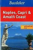 img - for Naples, Capri, & Amalfi Coast Baedeker Guide (Baedeker Guides) book / textbook / text book